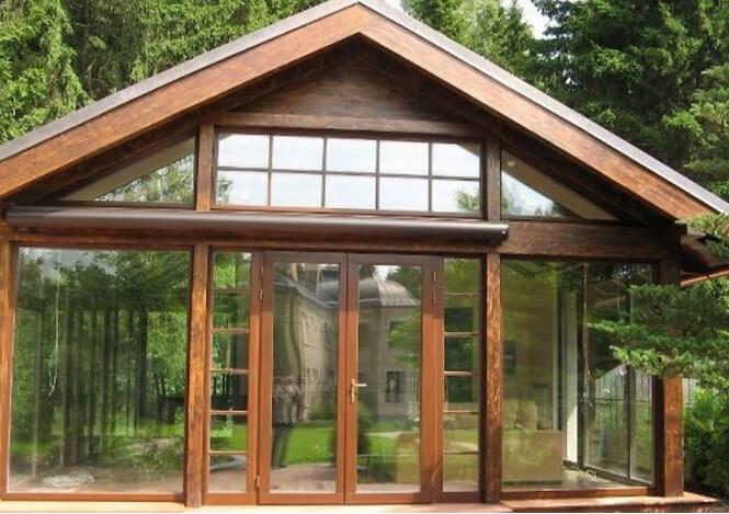 материалы для деревянных окон