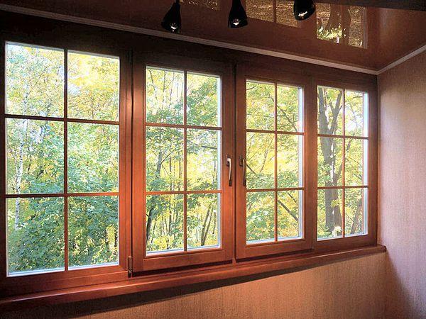 как заказать деревянных окон