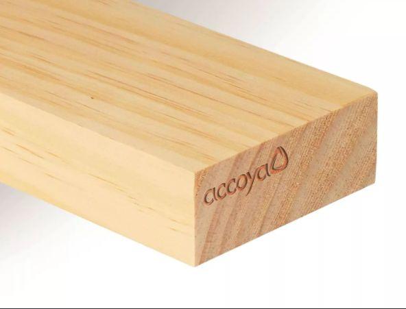 Aцетилированная древесина Аккойя