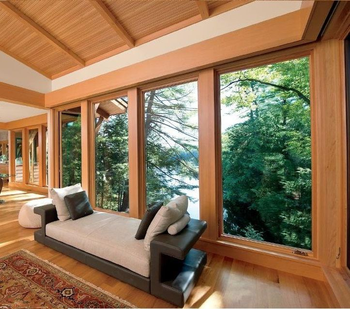 деревянные окна Авелано